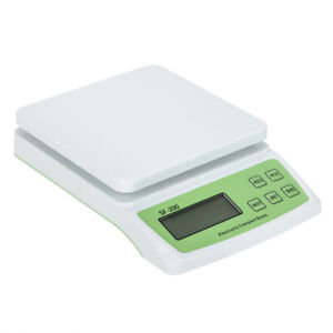 22 Lb X 0 1oz Digital Shipping Postal Scale Postage Kitchen Food Weigh 3battery