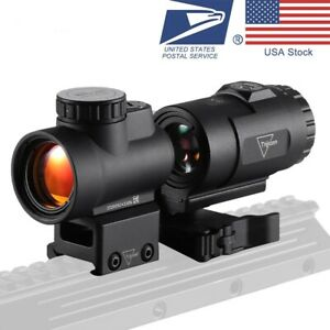 MRO Red Dot Sight 3X Combo AR Tactical Optics Hunting Scopes Low and Ultra 20mm $179.99