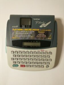 Brother P touch Extra Pt 310 Electronic Labeling Thermal Printer Label Maker