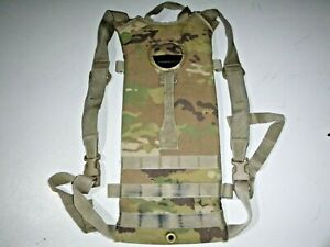 USGI OCP Multicam Molle II Hydration System Carrier PACK ONLY GOOD USED $13.99