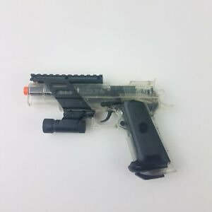 Colt MK IV series 80 Combat Commander Spring Piston Airsoft With Light And Rail $34.99