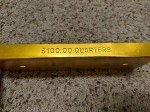 Rolled Wrapped Coin Counter Sorter Tray For Quarters