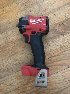 Milwaukee 2854 20 M18 Fuel 3 8 Compact Impact Wrench W Friction Ring