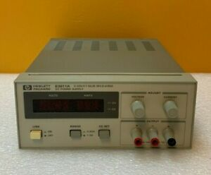 Hp Agilent E3611a 30 Watts Gpib Dual Output Dc Power Supply Load Tested