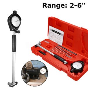 Dial Bore Gauge Accuracy 0 0005 Indicator Measuring Engine Cylinder