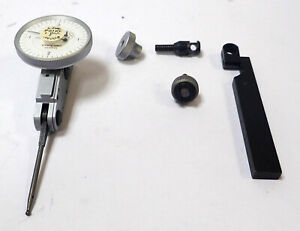 Compac Geneve Test Dial Indicator P52ga Long Point 1 div 00005