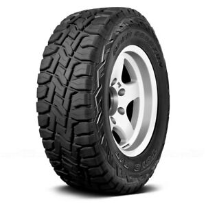 Toyo Set Of 4 Tires Lt295 65r20 Q Open Country R T All Terrain Off Road Mud