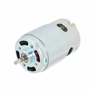 Electrical Motor Dc 895 3000rpm 20000rpm High Power Low Noise 24v 200w Cooling