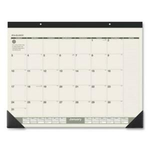At a glance Sk32g00 Recycled Monthly Desk Pad 22 X 17 2021