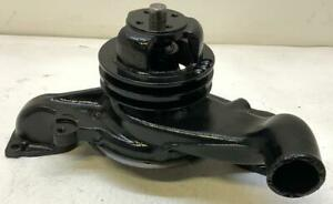 Restored 1961 62 Lincoln Continental 430ci Water Pump C1ve 8505 A 5 1 4 Pulley