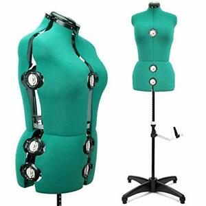13 Dials Female Fabric Adjustable Mannequin Dress Form For Sewing Mannequin B
