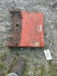 Allis Chalmers 190 190xt Lower Dash Support Tag 326
