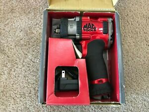 Mac Tools High Performance Compact 3 8 Air Impact Wrench Led Lights Mfp990381