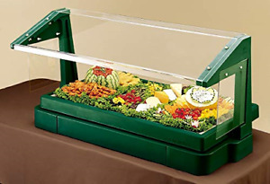 Cambro Bbr480519 Table Top Buffet Bar With Sneeze Guard Case Of 1