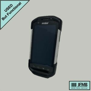 Used Zebra Tc75 Android Tc75ah ka11es a1 4g Mobile Computer Barcode Scanner Only