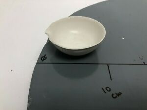 5 Coors Porcelain Lab Drying Dish 30 X 80 Mm