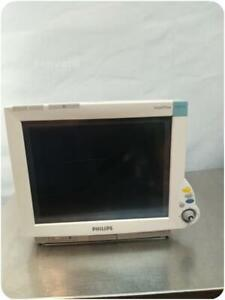 Philips Intellivue Mp70 M8007a Patient Monitor W M3001a Module 272717