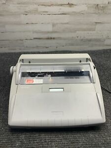 Used Brother Sx 4000 Lcd Digital Display Electronic Typewriter