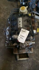 02 Chrysler Town Country 3 3 Engine Motor Assembly 165000 Miles No Core Charge