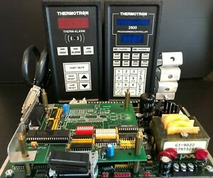 Thermotron 2800 Programmer Controller And Gpib Board Therm alarm