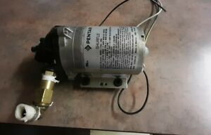 Pentair Shurflo 115v 8005 733 255 60 Psi 1 4 Gpm Tested Once Never Used Item