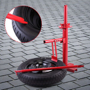 Portable Hand Tool Tire Bead Breaker For Garage Auto Shop Manual Tire Changer