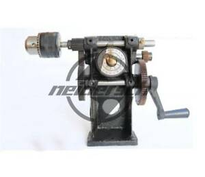 New Nz 5 Manual Hand Coil Counting Winding Winder Machine Modified 13mm