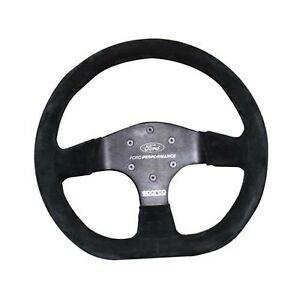 Ford Performance Parts M 3600 Ra Racing Steering Wheel Fits 05 16 Mustang
