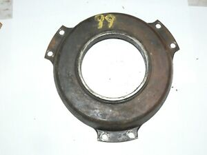 Oliver 66 660 Tractor Pto Pressure Plate Back Plate