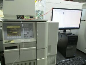 Waters Alliance 2695 Hplc With Waters 2996 Pda And Empower 3 Software