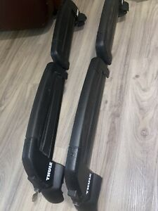 4 Thule 5401 Snowcat Ski Snowboard Carrier Rooftop Rack Clamp Replacements
