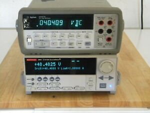 Keithley 2601 Single Channel System Sourcemeter 3a Dc 10a Pulse Iso17025