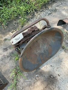 Oliver 66 Seat And Base Tag 361