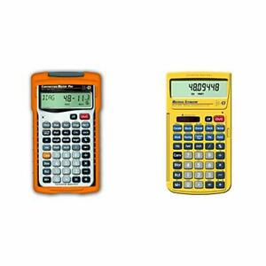 Calculated Industries 4065 Construction Calculator Industries 4019 Material