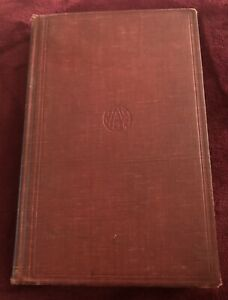 1947 Edition Of 1915 Book Materials Of Construction Building H c