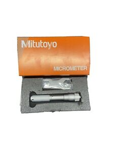 Mitutoyo 368 866 368866 brand New Holtest Micrometer
