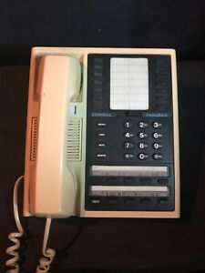 Comdial Executech 6414 8 Line Phone Working Condition