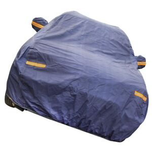 Full Car Cover Waterproof Dust Proof Rain Snow All Weather Protection Fit Fitd Fits 1968 Mustang