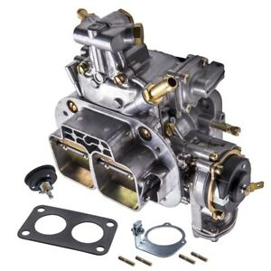 Universal 38x38 2 Barrel 38 38 Carburetor For Toyota For Jeep For Bmw