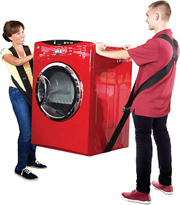 Furniture Moving Straps Lifting 2 Movers Move Lift Carry Secure Heavy Appliances