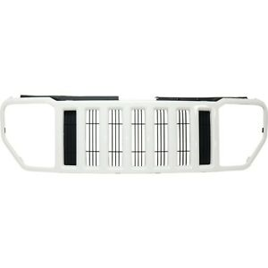 5kh101w1ad Capa Grille Grill For Jeep Liberty 2009 2011 Fits Jeep Liberty