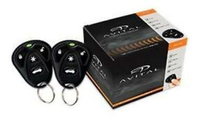 5105l Remote Start And Security System With 1 way Remote Remote Start System