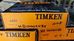 Timken 6420 Cup Ring For Roller Bearing New In Box