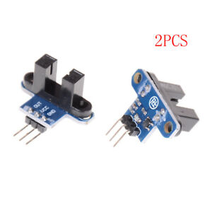Ir Infrared Slotted Optical Speed Test Sensor Detection Optocoupler Module Nicdc