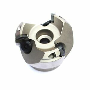 2 X 3 4 Bore 45 Degree Se42 Indexable Face Mill With 3 Teeth 2067 2000