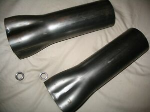 Header Collector 2 Inch Primary 3 5 Weld With 2 O2 Sensor Bungs