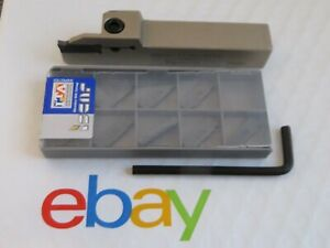 Dgtr 1616 Tool Holder 10 Iscar Carbide Cut Parting Off Inserts Dgn 3003j Ic907