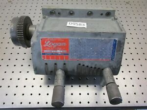 Logan 14 Lathe Quick Change Gearbox Nds 2 Gears Shaft See Pics D9583
