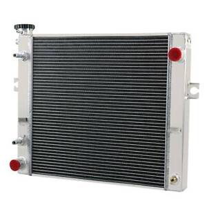Oe 8508901 580021191 Radiator Fit Hyster Yale Forklift 3 Row All Aluminum