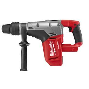 Milwaukee Cordless Sds max Rotary Hammer 1 9 16 18 volt Brushless tool only